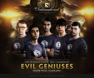 EG Champions Ti5